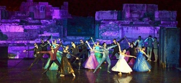Mahall Bomonti izmir Efes opera ve bale günleri büyüledi!