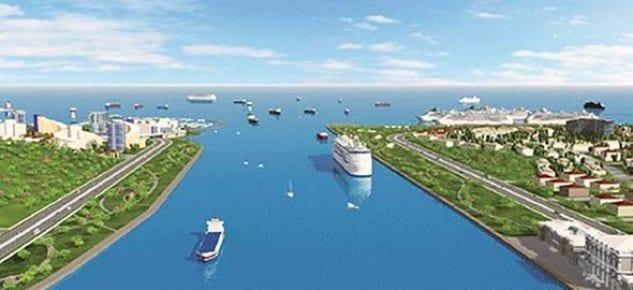 Kanal İstanbul için 5 güzergahda çalışmalar başladı!
