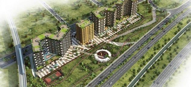 Babacan Port Royal'de daire fiyatları 239 bin TL'den başlıyor!