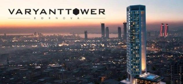 Varyant Tower Bornova güncel fiyat listesi!