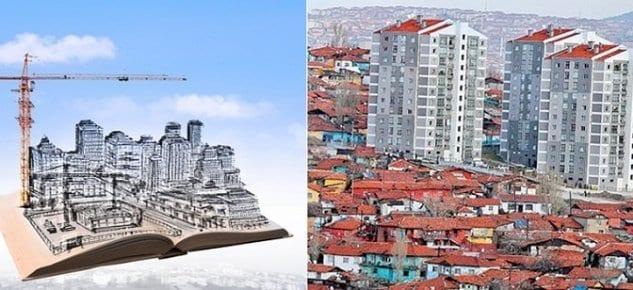 Kentsel Dönüşümle 60 Yıllık Sorun Çözülüyor!
