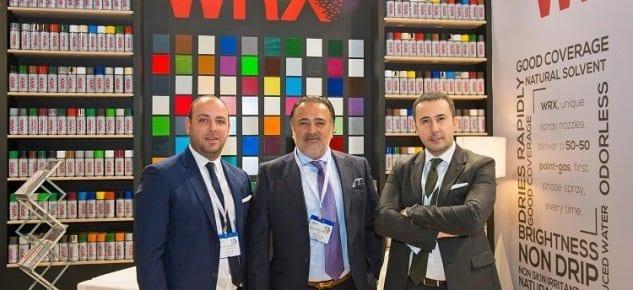 Permolit Boya Londra'da Şirket Kurdu Yurtdışı Büyümesini Hızlandırdı!