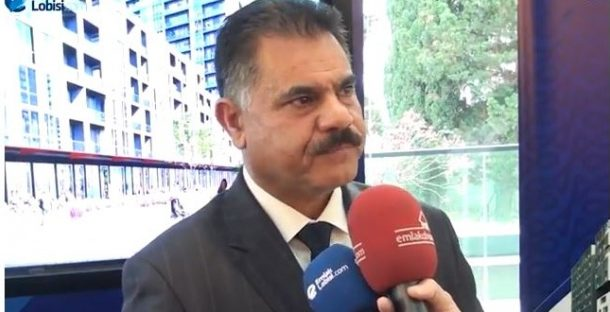 Akzirve CEO'su İbrahim Maasfeh Özel Röportaj
