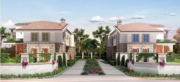 Urla Bağ Yolu Evleri fiyat listesi!