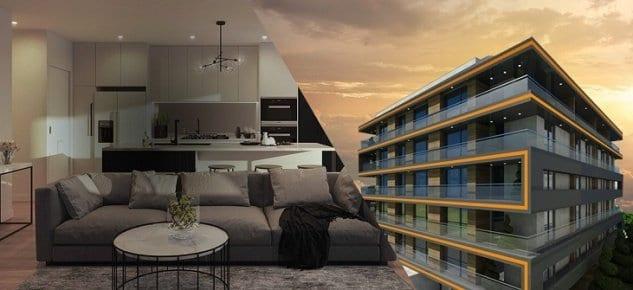 Uzaltaş Ankara'nın merkezinde 187 bin liraya residence satacak