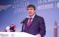 Antalya Büyükşehir Belediye Başkanı Menderes Türel