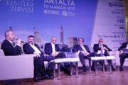 Antalya Gelişen Kentler Zirvesi Oturum!
