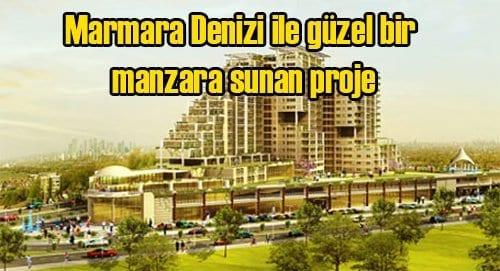 Kübist Park Residenceta fiyatlar 105 bin TL'den başlıyor