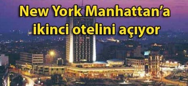 The Marmara New Yorkta arsasını aldı, 100 milyon dolara ikinci oteli yapacak