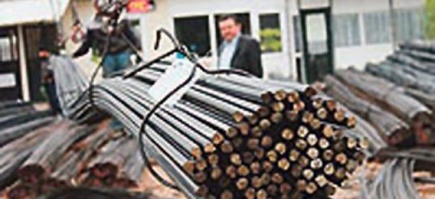Demirin fiyatı yüzde 60 zamlandı müteahhitler zorda