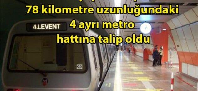 Çinliler, İstanbul metro inşaatına talip