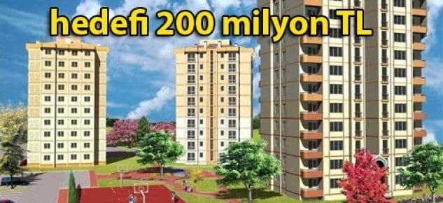 TOKİ'nin 'erken ödeme' hedefi 200 milyon TL
