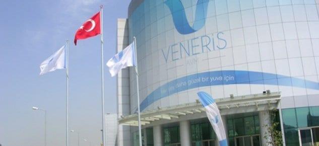 Türkiyenin İlk Dekorasyon Avmsi Veneris, İstanbulda Açılıyor