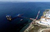 1915 Çanakkale Köprüsü'nün Temelleri Yükseliyor