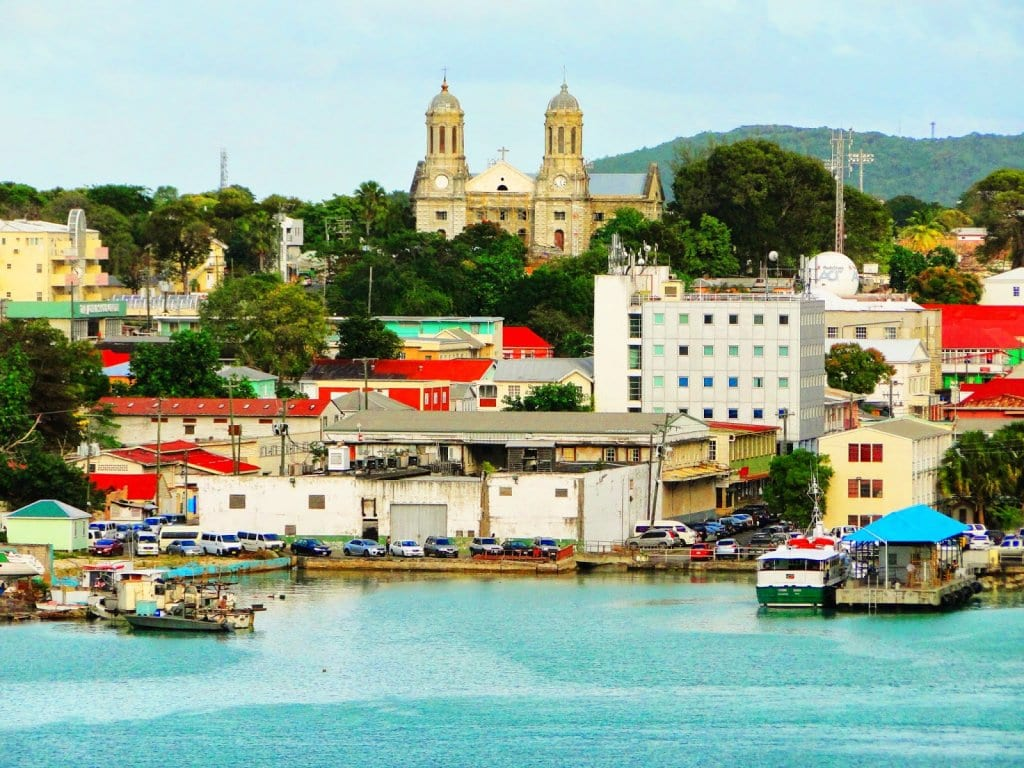 2. ST. LUCIA