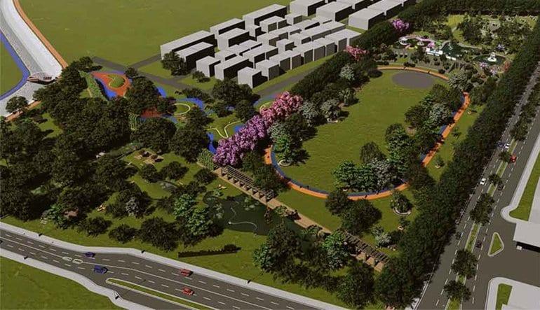 Millet Bahçesi Yakınındaki Konut Projeleri