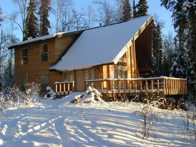 Alaska evleri 39 nden birisine sahip olmay d leyenler i in for Home builders alaska