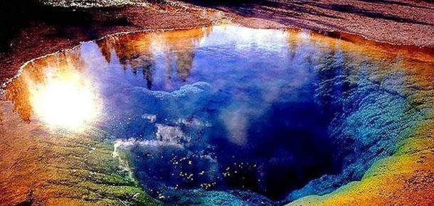 Bu kaplıcalar,Dünyanın en ünlü kaplıcaları!