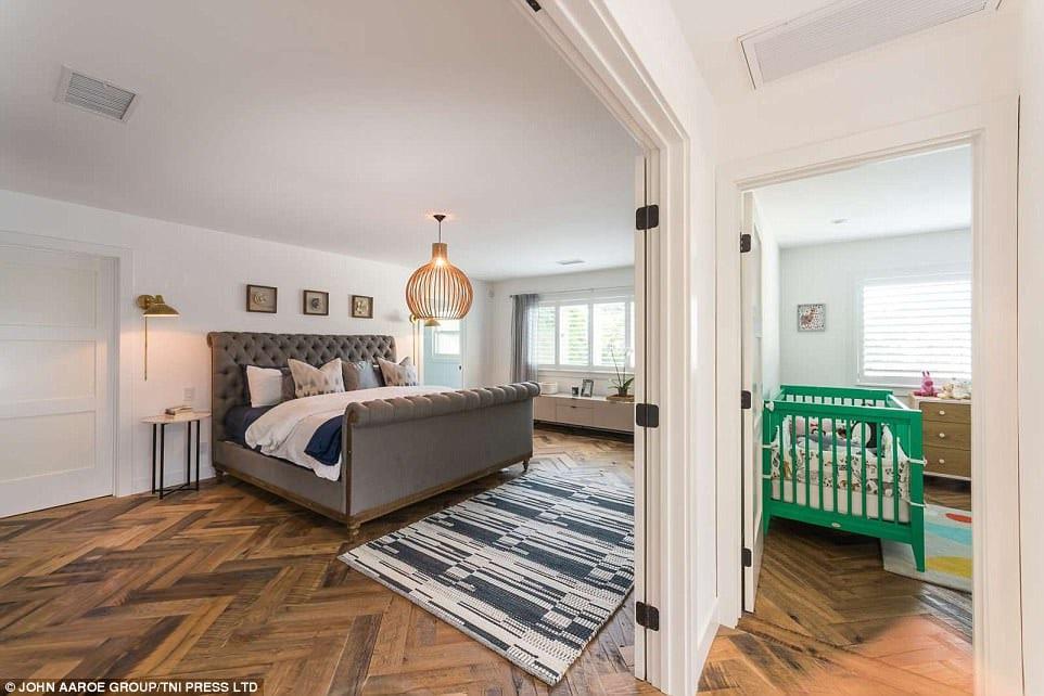 lana headey yatak odası