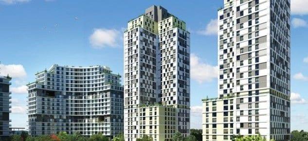 Kristal Şehir'de 3+1 daireler 272 bin liradan başlıyor