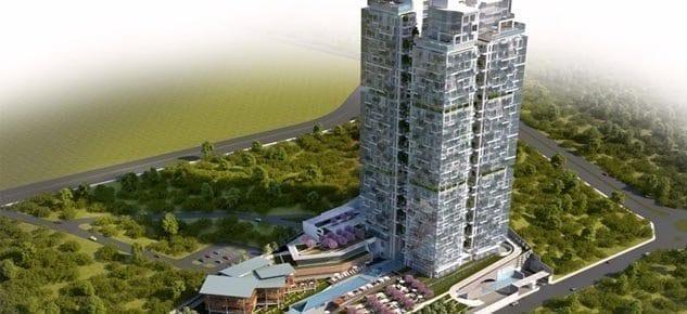 Nissa O2 Residence'ta fiyatlar 350 bin TL'den başlıyor!