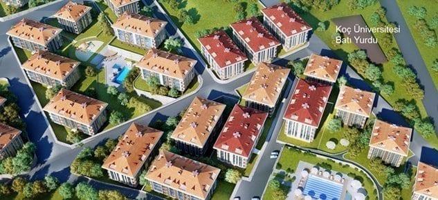 Foresta Sarıyer ve Ilıksu Yaşamkent 2013'te sahiplerini buluyor