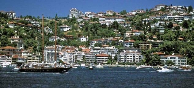 Türkiye'nin en değerli semti açıklandı