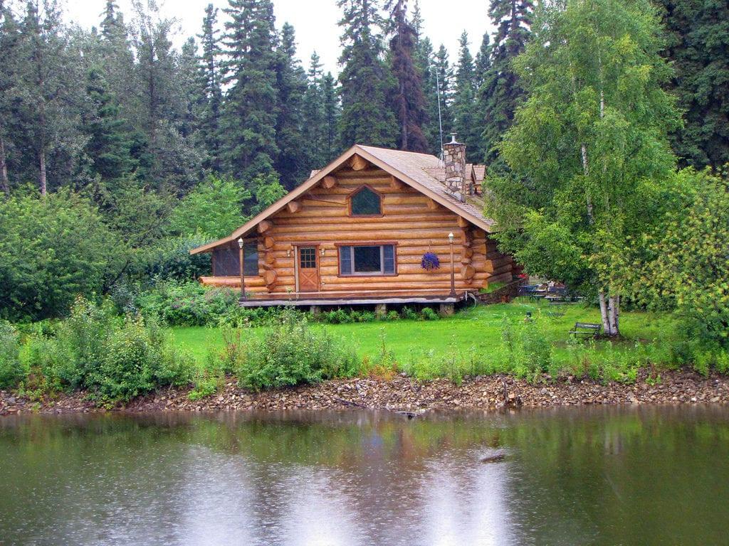 Alaska Evleri