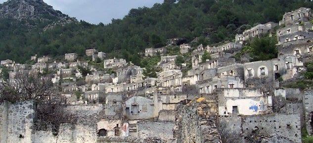 Muğla-Fethiye-Kayaköy-Rum Evleri ile ilgili görsel sonucu