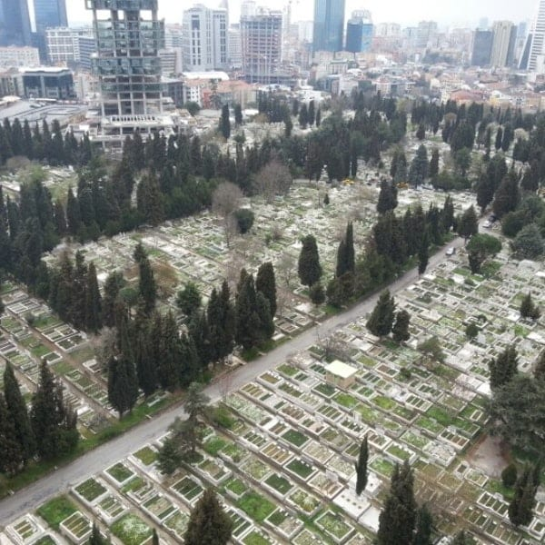 İstanbul Mezarlık Fiyatları