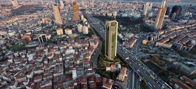 """Nurol Tower """"EvOfisEv"""" konseptiyle dikkat çekiyor"""
