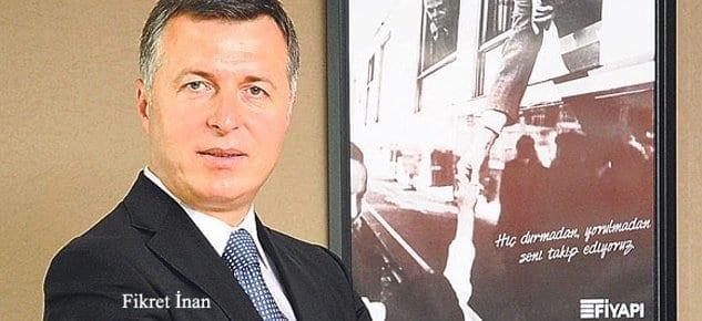 FLAŞ! Fİ YAPI VE AKFA HOLDİNG'E KAYYUM ATANDI!