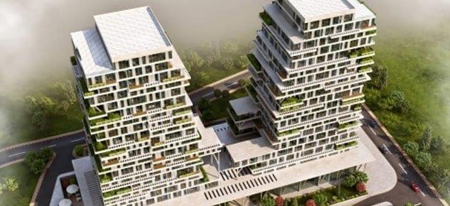 The İstanbul Residence'ta 300 bin TL'den başlıyor!