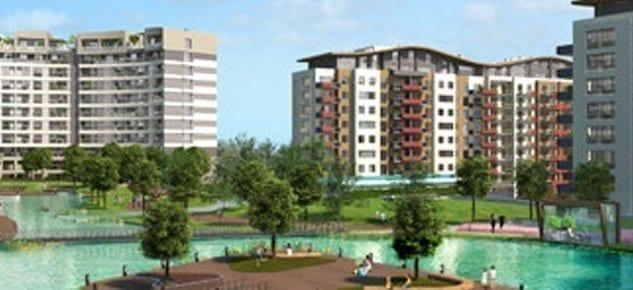 Sinpaş Liva Turkuaz'da 1+1 daireler 167 bin TL'den başlıyor