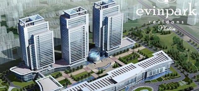 Evinpark Rezidans'ta lüks'ün fiyatı 450 bin TL'den başlıyor