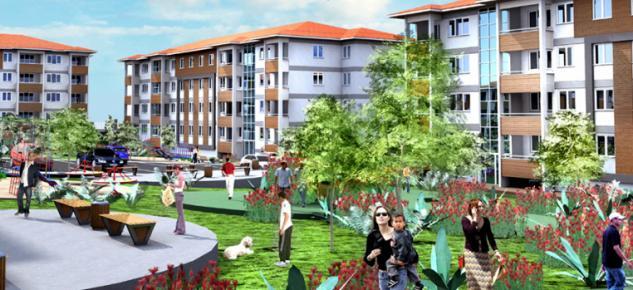 Eskişehir Üsküdar Evleri'nde ilk 30 daire 85 bin TL'ye!