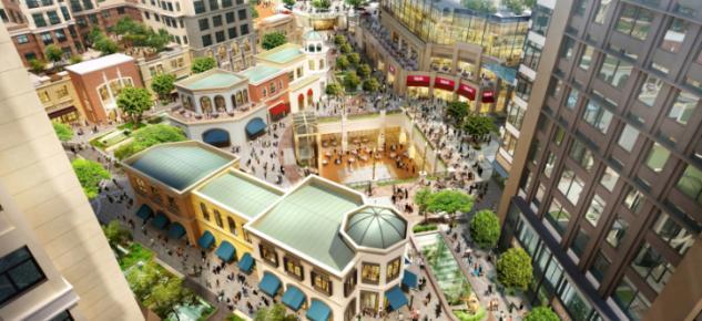 Emaar Square'da 263 bin 888 dolardan başlıyor!