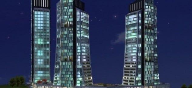 Ankara West Gate Residence'ta 165 Bin Liraya