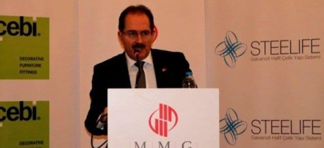 Ahmet Haluk Karabel'den 2013 yılı TOKİ değerlendirmesi