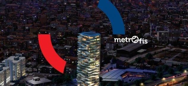Helis Metro Ofis için ön talep toplanıyor