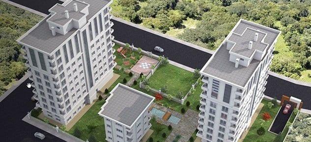 Harput Yapı Vega City projesi Çamlıca'da yükseliyor!