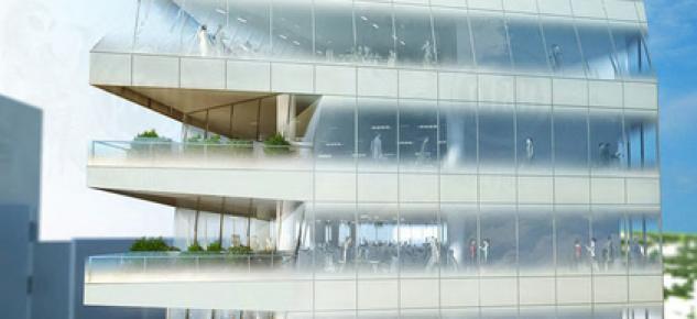 Timur Gayrimenkul projesi Nef Offices Levent 03!