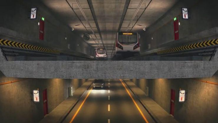 1 şehir, 2 kıta, 3 tünel! Büyük İstanbul Tüneli Projesi!