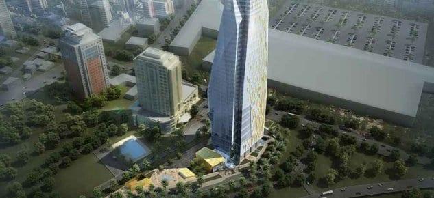 LEED Gold Sertifikası'na özel tasarlanan proje, Rönesans Towers!