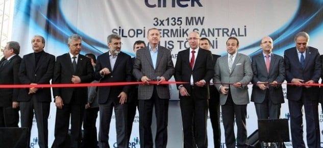 Ciner Grubu'dan Şırnak Silopi'ye dev yatırım