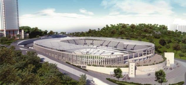 Yeni İnönü stadyumu hayal mi?