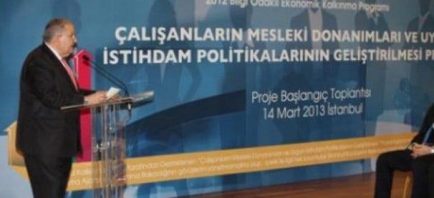 İstanbul'daki kamu verimliliğini arttıracak proje…