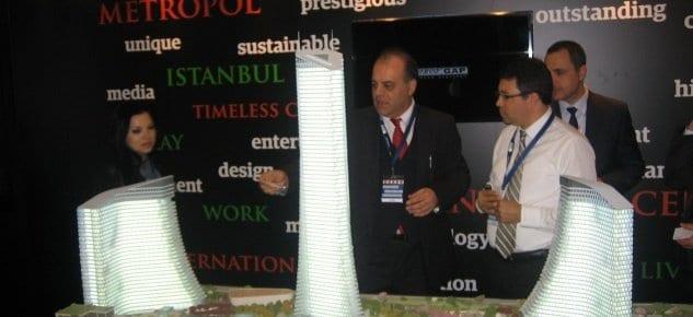 Metropol İstanbul,Cenor Group'un radarına girdi