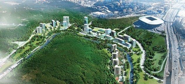 Vadi İstanbul'da 5+1 daire 1 milyon 870 bin TL