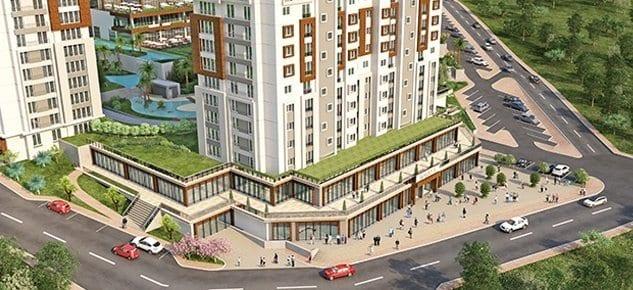 Başakşehir Belediyesi, beş yol üzeri köşe dükkanları satışa açıyor.